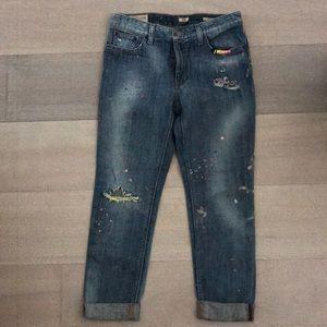 Polo boyfriend skinny jeans